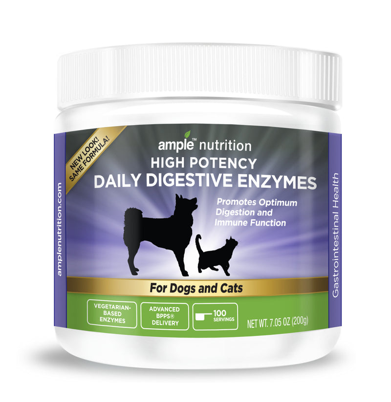 Daily Digestive Enzymes for Pets, 7 05oz