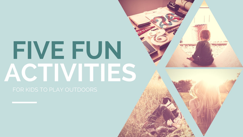 5 Fun Activities To Play With Your Kids While Camping