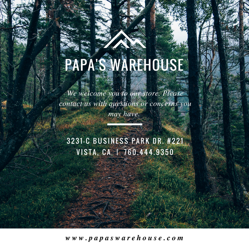 About Papa's Warehouse