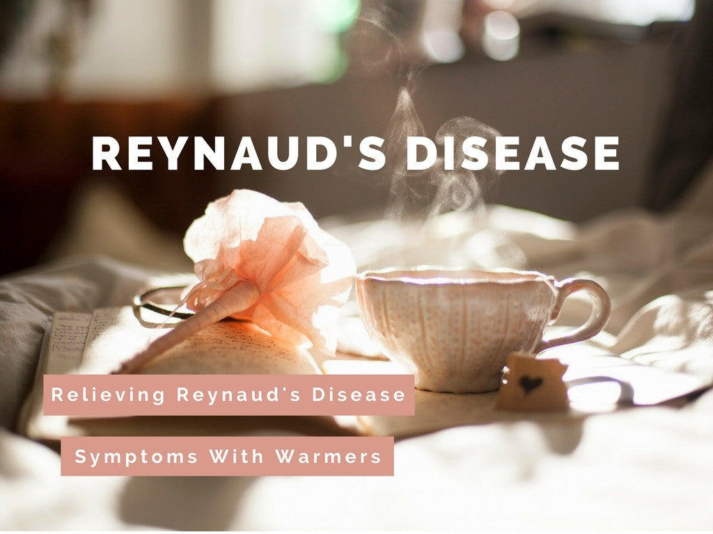 Relieving The Symptoms of Reynaud's Disease