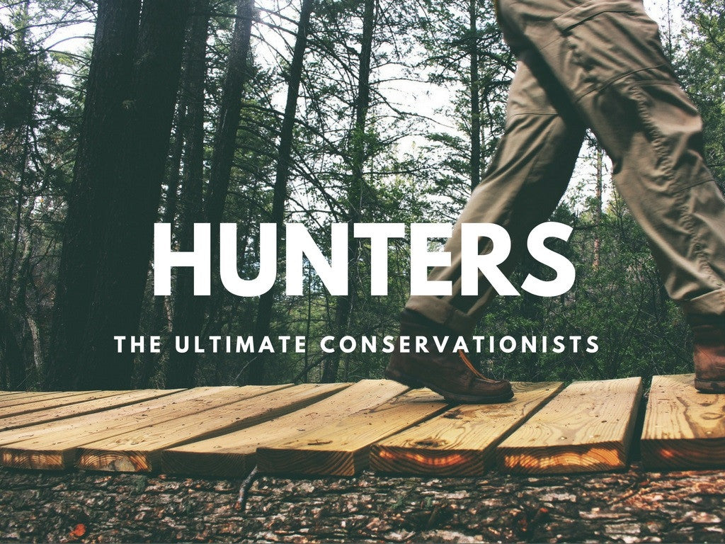 Why Hunting Is Good For Our Environment