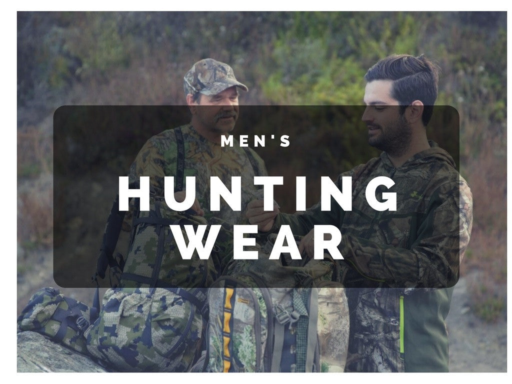 Men's Hunting Wear