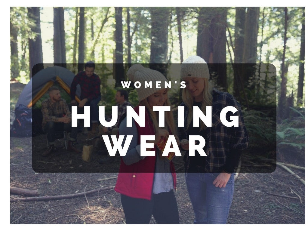 Women's Hunting Wear