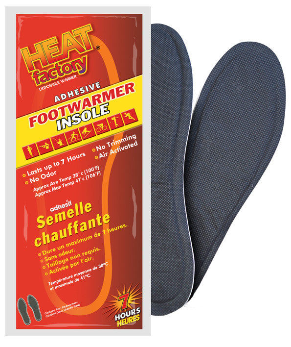 Foot Warmer Insoles