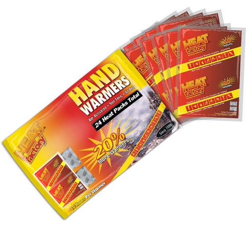 Hand Warmer Big Pack (12 pair)