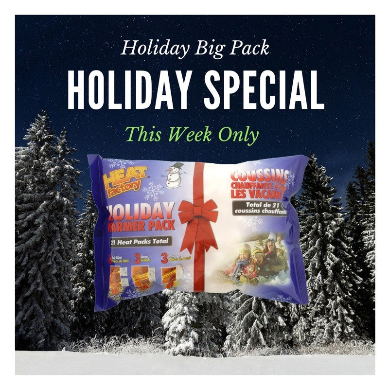 Holiday Big Pack