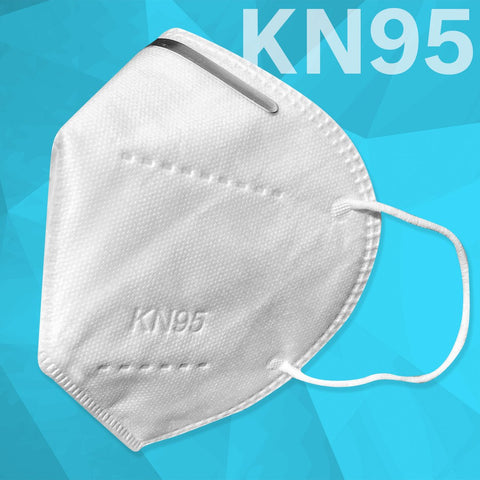 KN95 Face Mask (10 masks per bag)