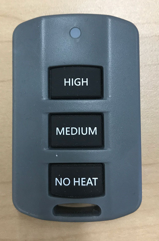 Heat Factory Replacement Remote