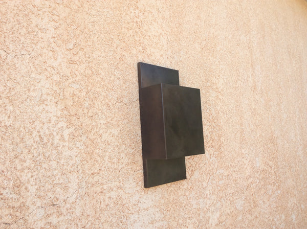 Light Sconce / All Steel Contemporary