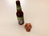 Copper Skull Bottle Opener