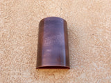 "8"" x 12"" x 5""/ Round Copper Light Sconce"