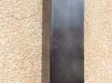 Steel Sconce / Linear/ Patinaed Steel Lighting