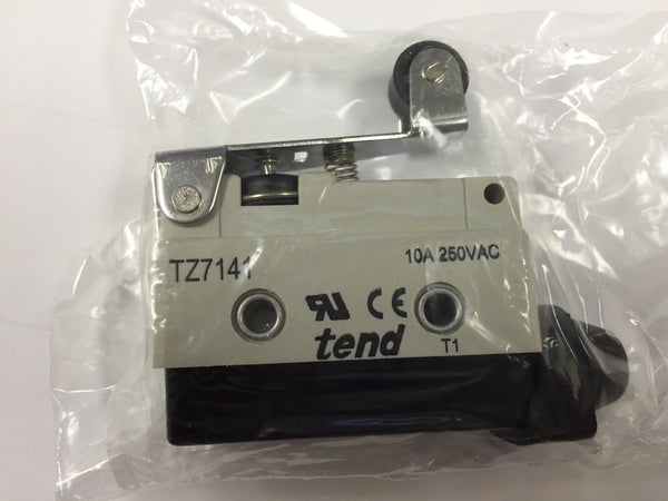Tend TZ7141 Limit Switch, 10A 250VAC, Speed 0.01mm to 50cm/sec