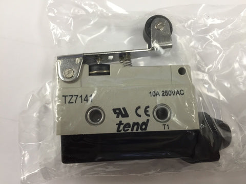 Tend TZ-7141 Limit Switch, 10A 250VAC, Speed 0.01mm to 50cm/sec