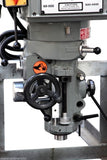 Eisen S-2AH milling machine head, R8 taper, 3 HP, 220V, 3-phase