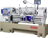 "EISEN 1640G 16""x40"" precision engine lathe with DRO (Made in Taiwan)"