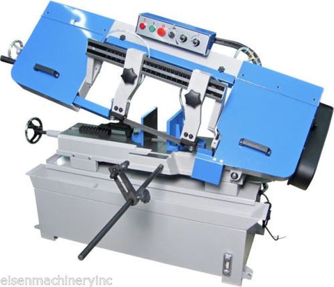 "Eisen UE-250V 10"" Variable Speed Bandsaw, UL-listed 2HP motor, 220V 3-Phase"