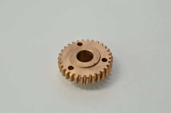 Milling Machine Part - Overload Clutch Worm Gear (S2A-HA#81)