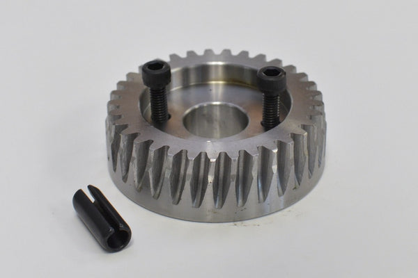 Milling Machine Part - Quill Housing Adjustment Gear