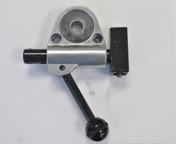 Milling Machine Part - Feed Trip Handle and Cam Rod Sleeve Assembly