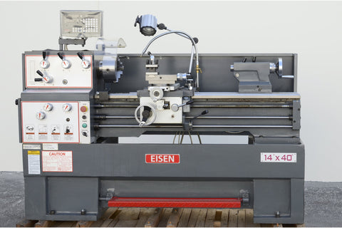 EISEN 1440K Precision Engine Lathe with DRO
