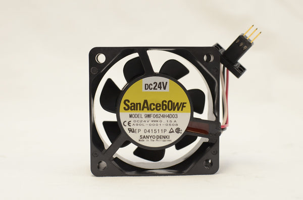 FANUC Servo Amplifier Fan A90L-0001-0508 (SanAce60WF 9WF0624H4D03)