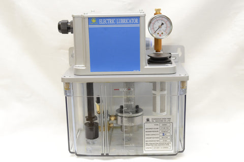CEN01 Electric Lubricator 220VAC Lubrication Unit for PLC Control, 3L Tank