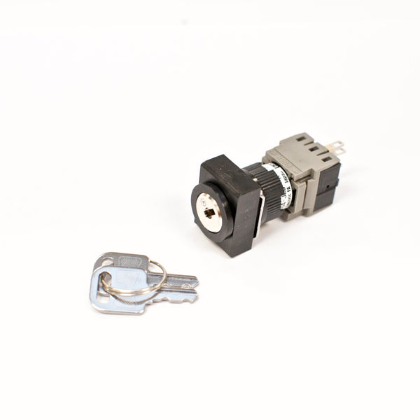 FUJI AH164-J2B11A Key Switch Lock