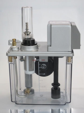 CESB10C Lubrication Pump, 220V, 10 minute timer, mfg: CHEN YING, CESB-series