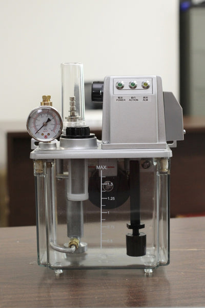 CESC10A  Lubrication Pump, 110V, 10 minute timer, mfg: CHEN YING CESC-series