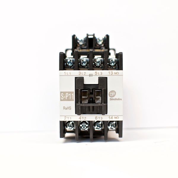 Shihlin Magnetic Contactor S-P11 3A1a (Normally Open) Coil: 220V