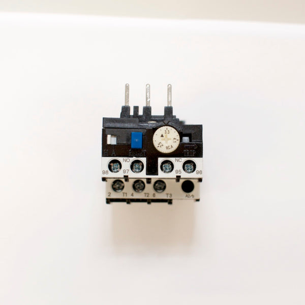 Shihlin TH-P12E thermal overload relay, Amp range: 2.5 ~ 4.1A TH-P12ES