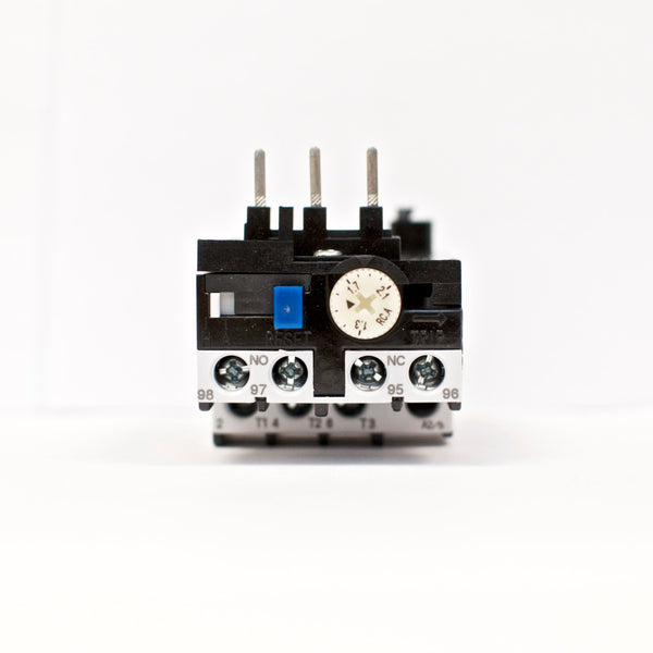 Shihlin TH-P12E thermal overload relay, Amp range: 1.3 ~ 2.1A TH-P12ES