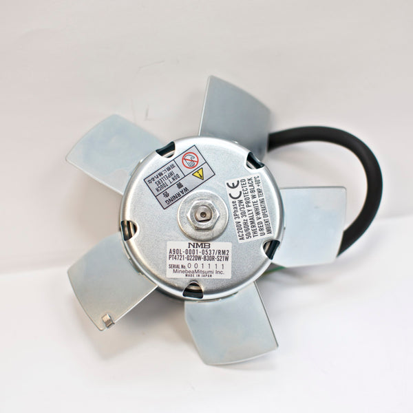FANUC Spindle Motor Fan A90L-0001-0537/RM2 (A90L-0001-0537/R)