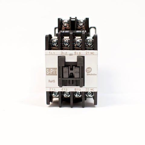 Shihlin Magnetic Contactor S-P11 3A1b (Normally Closed) Coil: 24V