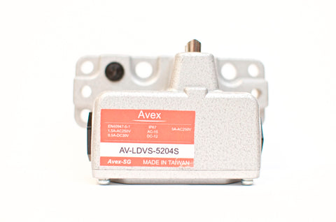 Avex AV-LDVS-5204S Limit Switch, Overtravel Switch for CNC machines