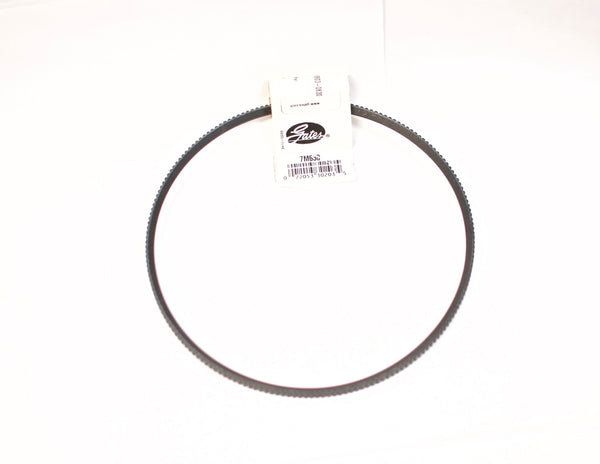 "Gates 7M630 Polyflex Belt, 7M Section, 24,8"" Length For Rong Fu Bandsaw 712N"