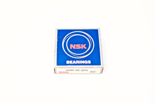 NSK 6205VV CM Deep Groove Ball Bearing Single Row 25x52x15