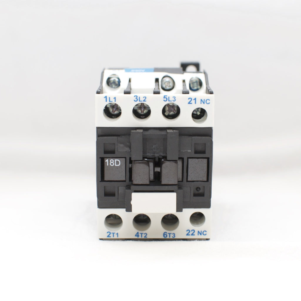 Nhd C 18d01h7 Magnetic Contactor For 7 5hp Motor 230v