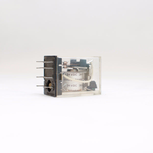Omron My2n 24vdc General Purpose Relay Dpdt  U2013 Eisen