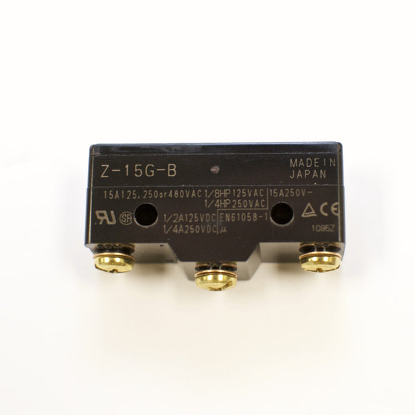 Omron Z-15G-B Basic Switch, General purpose, 0.5mm Contact Gap