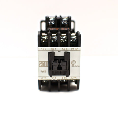 Shihlin Magnetic Contactor S-P11 3A1b (Normally Closed) Coil: 220V