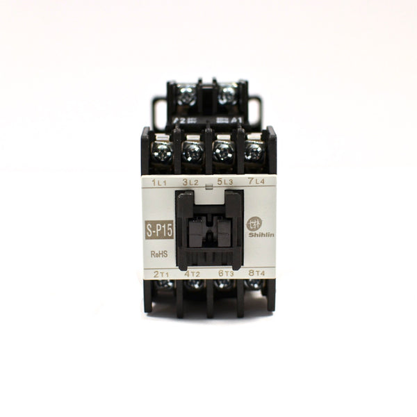 Shihlin Magnetic Contactor S-P15 3A1a (Normally Open), Coil: 24V