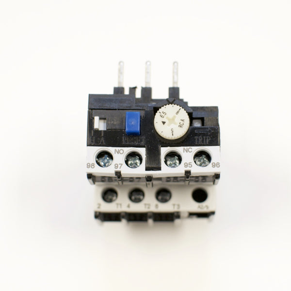 Shihlin TH-P12E thermal overload relay, Amp range: 5 ~ 8A TH-P12ES
