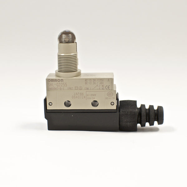 Omron SHL-Q2255 Horizontal Switch, Panel mount roller plunger