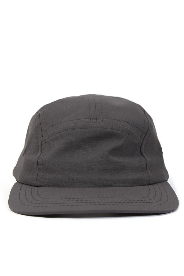 Camper 5 Panel Cap Grey