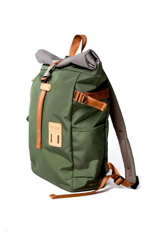 Rolltop Backpack Olive