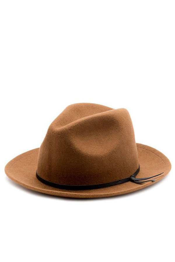 Luke Wool Hat Caramel