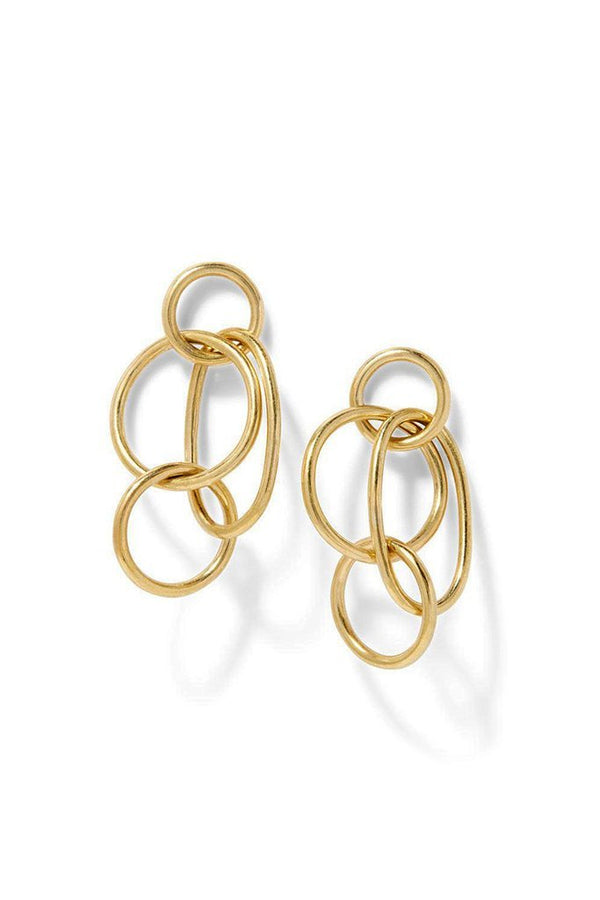 Quad Ring Earrings