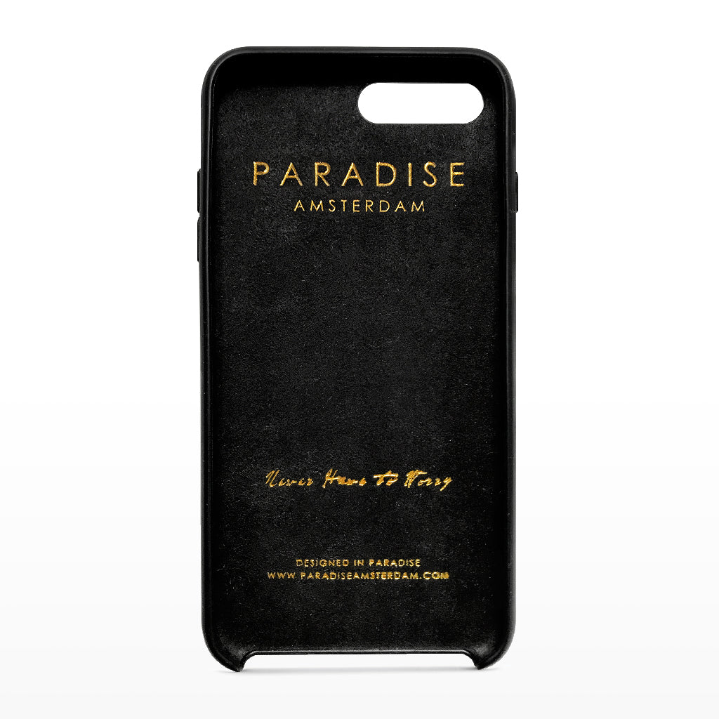 Midnight Black Essentials Collection case Paradise Amsterdam